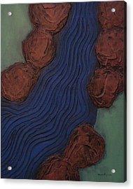 Stoney Brook Acrylic Print