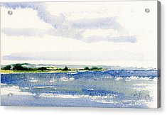 Stonington Point East Acrylic Print