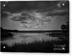 Stony Brook Bay Acrylic Print