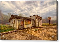 Store No More Acrylic Print