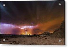 Storm Bardenas Acrylic Print