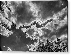 Storm Break Acrylic Print