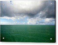 Storm Clouds Gathering Acrylic Print by Fabrizio Troiani