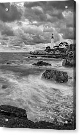 Storm Coming Acrylic Print