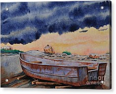 Storm Front Acrylic Print