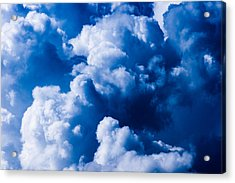 Storm Is Coming - Featured 3 Acrylic Print by Alexander Senin