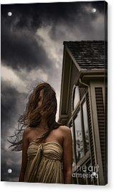 Storm Acrylic Print by Margie Hurwich