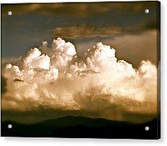 Storm Over Truchas Acrylic Print