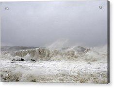 Storm Surge Acrylic Print
