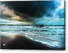 Storm Tilt Acrylic Print