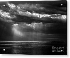 Storm Watching Acrylic Print