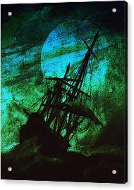 Stormrider Acrylic Print