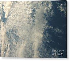 Storm's A-brewin' Acrylic Print by Margaret McDermott