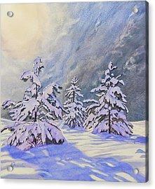 Storm's End Acrylic Print
