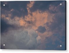 Stormy Clouds Viii Acrylic Print