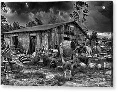 Stormy Day Acrylic Print