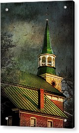 Stormy Evening Acrylic Print