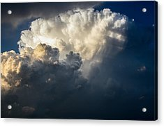 Stormy Stew Acrylic Print