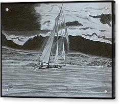 Stormy Weather Acrylic Print
