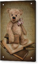 Story Time Acrylic Print