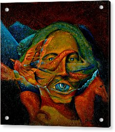 Storyteller Acrylic Print