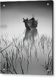 Stranded Again Acrylic Print by Razali Ahmad