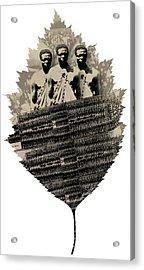 Strange Cargo Acrylic Print by George Frederick Nash