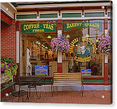 Strasburg Country Store Acrylic Print