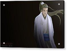 Strategy Ver.b Acrylic Print by Hiroshi Shih