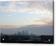 Acrylic Print featuring the photograph Stratford 1 by Helene U Taylor