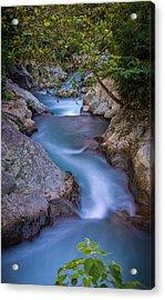 Stream - Bali Acrylic Print