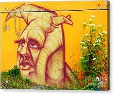 Street Art 3 Acrylic Print