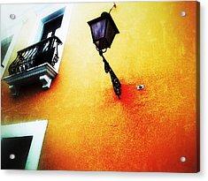 Street Lamp Acrylic Print