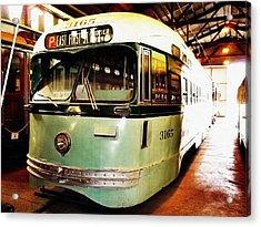 Streetcar 3165 Acrylic Print