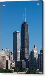 Streeterville Chicago Illinois Acrylic Print
