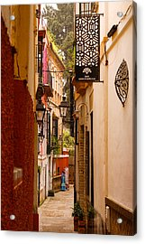 Streets Of Seville  Acrylic Print