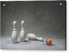 Strike Acrylic Print