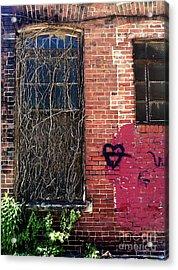 Strip District Doorway Number Five Acrylic Print