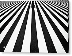 Stripe Acrylic Print