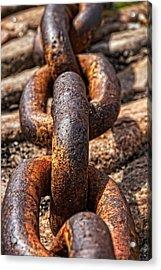 Strong Links Acrylic Print
