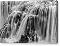Strong Waters Acrylic Print by Jon Glaser
