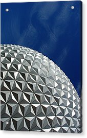 Acrylic Print featuring the photograph Structural Beauty by David Nicholls