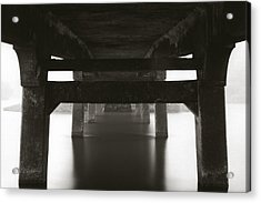 Acrylic Print featuring the photograph Structure by Amarildo Correa