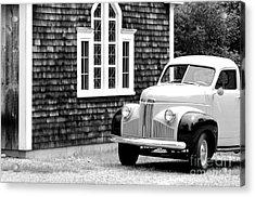 Studebaker Acrylic Print