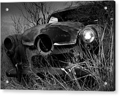 Acrylic Print featuring the photograph Studebaker  by Jim Vance