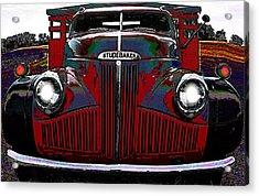 Studebaker Truck Acrylic Print