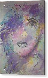 Stunner Acrylic Print by Judi Goodwin