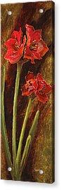 Sturdy Blooms II Acrylic Print