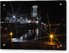 Sturgeon Bay Bridge Acrylic Print
