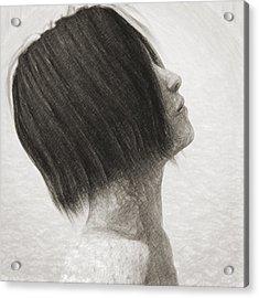 Su Acrylic Print by Taylan Apukovska